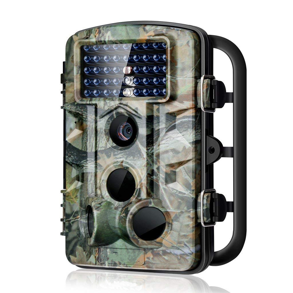 zecre trail hunting wildlife camera