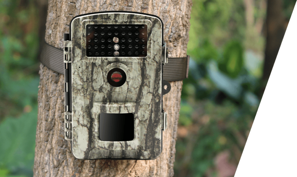 Zecre Trail hunting cameras